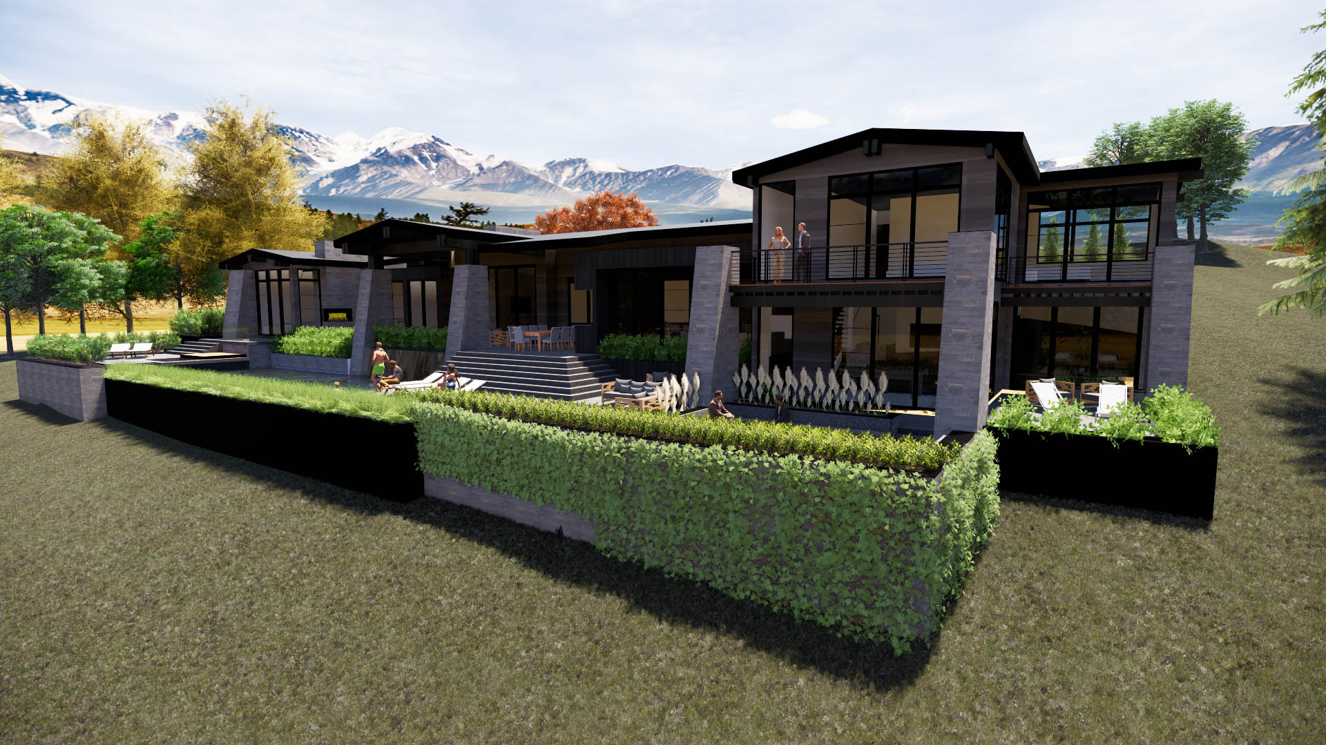 Mountain Top Spec Home